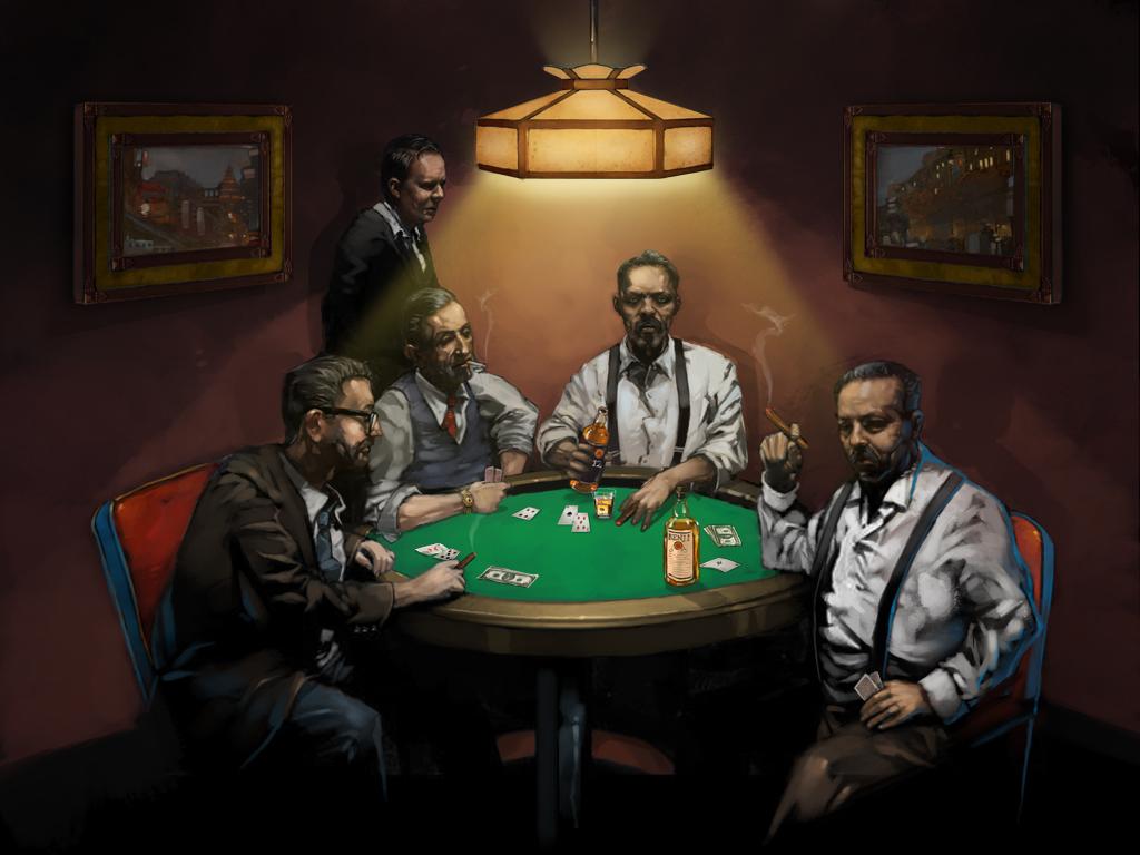 casino Inner Room