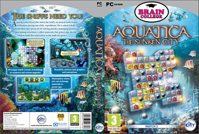 Aquatica: The Sunken City